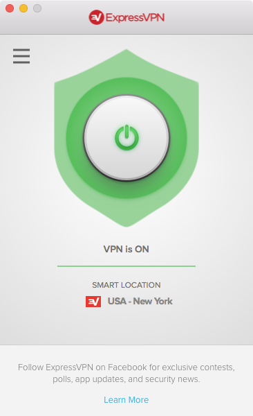 expressvpn app for mac
