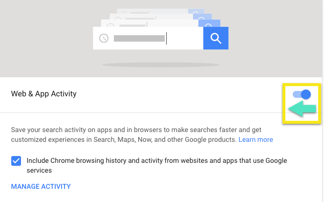 How to Permanently Delete Your Google Search History