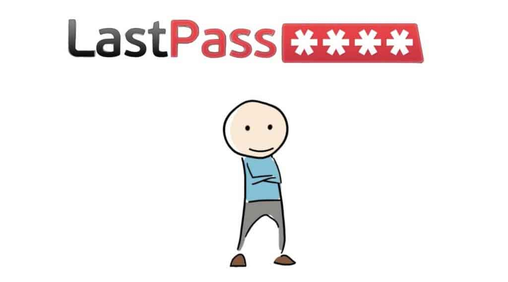 last pass stick figure