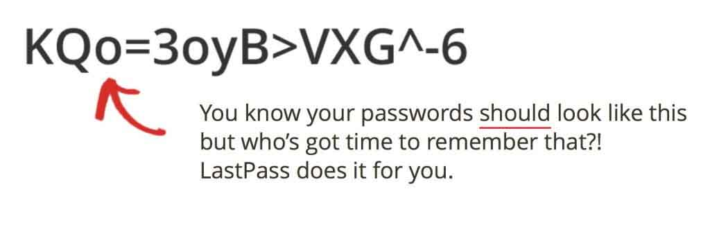 last pass passwords