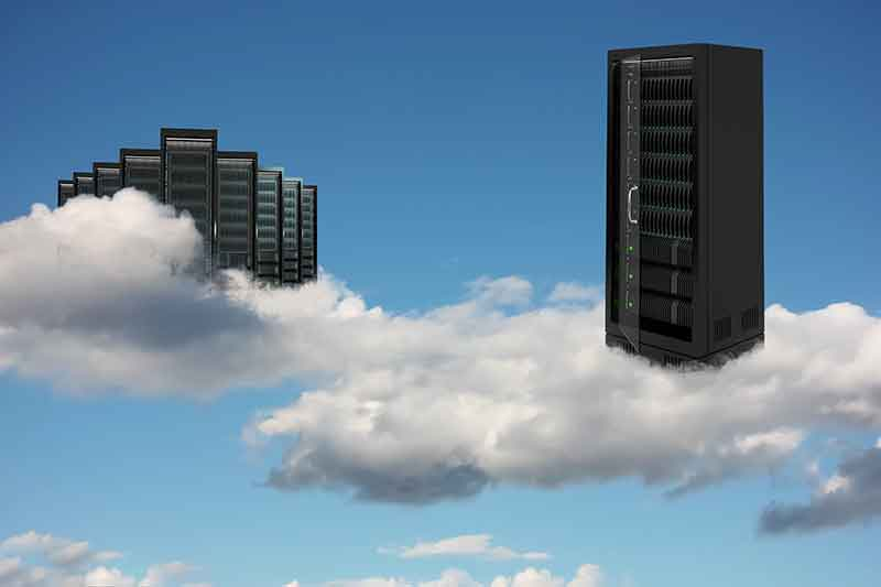 how to safely store stuff in the cloud