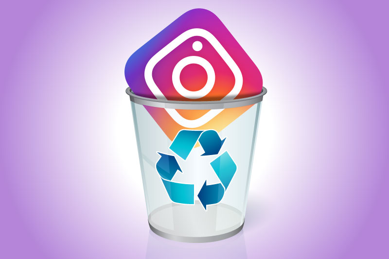 How to permanently delete your instagram account delete instagram feature ccuart Gallery