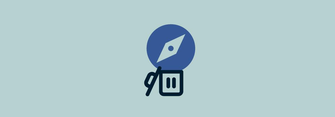 Safari icon in trashcan. Learn how to remove Safari on iOS and Mac.
