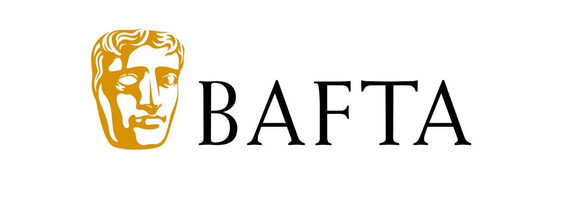 Logo of the BAFTA Awards.