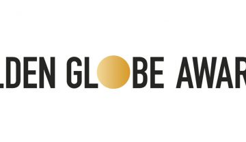 Logo of the Golden Globe Awards.