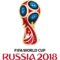 The logo of the 2018 Russia FIFA World Cup
