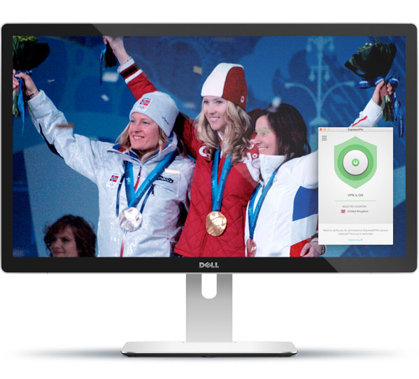 how to watch winter olympics live with expressvpn