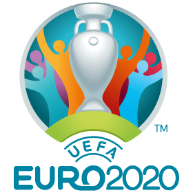 The logo of the UEFA Euro 2020