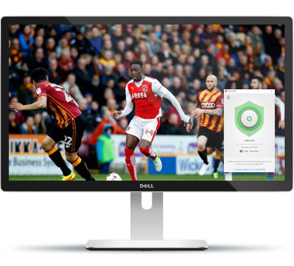 Watch the English Football League live with ExpressVPN