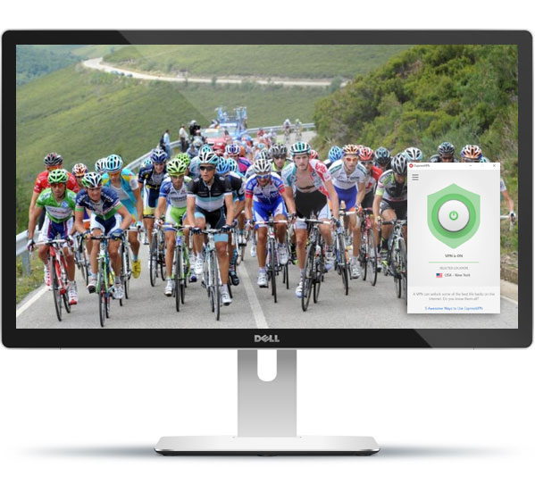 Watch the Vuelta a Espana on any device with ExpressVPN