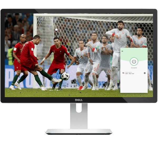 Watch the UEFA Nations league on any device with a VPN.