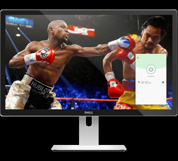 Watch Pacquiao vs. Broner on any device.