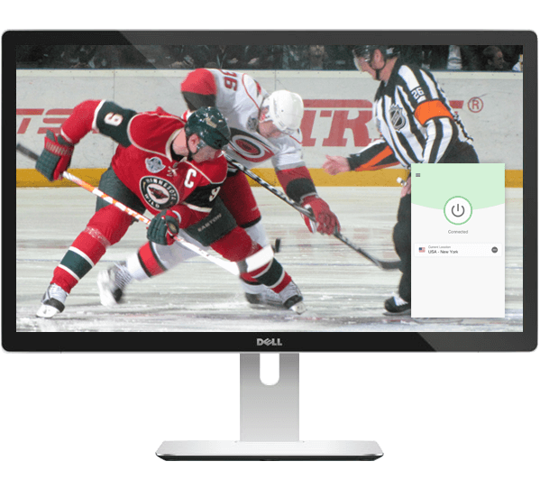 Watch every NHL game on any device.