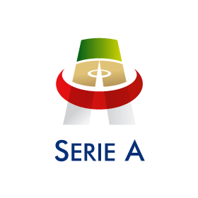 The logo of the Italian Serie A.