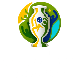 The logo of the 2019 Copa America