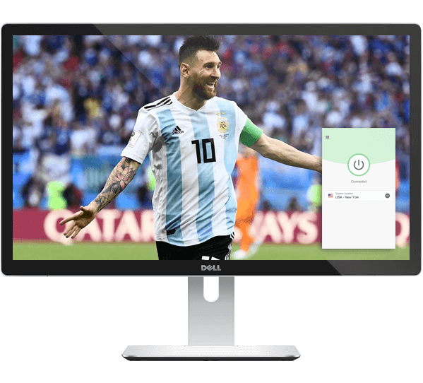 Watch the Copa America live with a VPN.