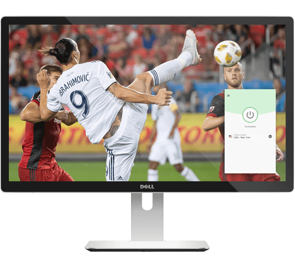 Watch the MLS with a VPN on any device.