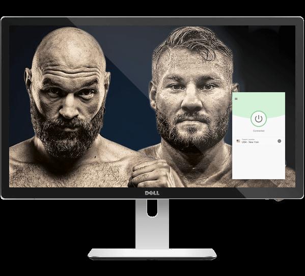 Stream Fury vs. Schwarz on any device.