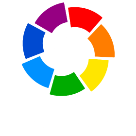 The logo of La Liga.