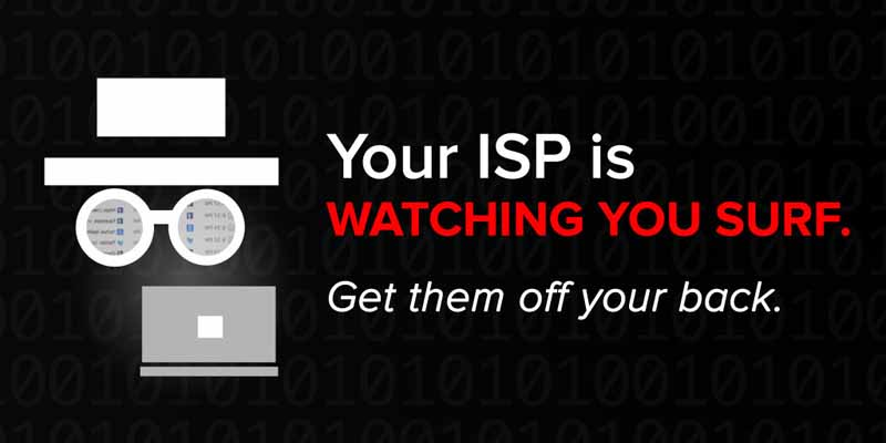 Is your ISP watching you?
