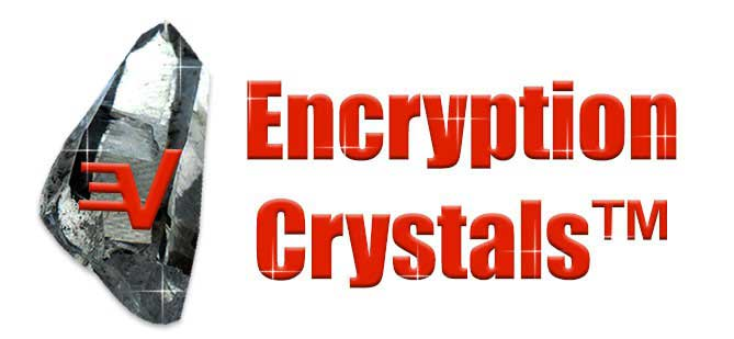 encryption crystals banner