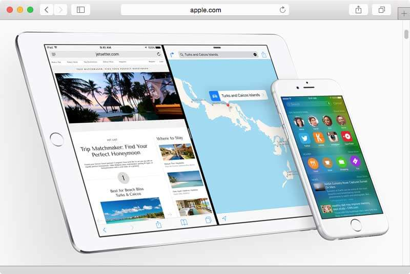 ios 9 security features