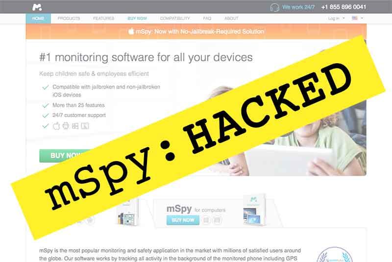 mspy hacked