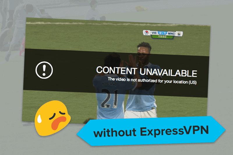 watch premier league without vpn