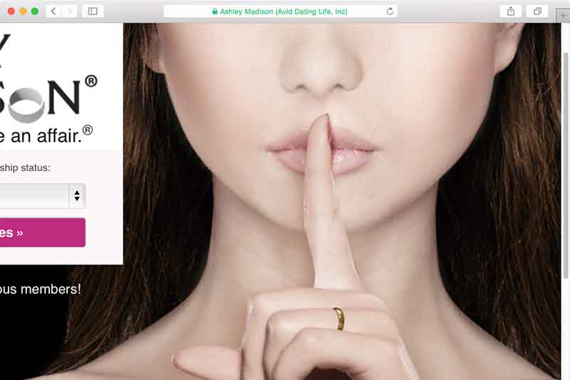 ashley madison hacks