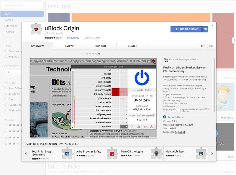 Ublock-Origin