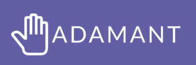 logo for adamant