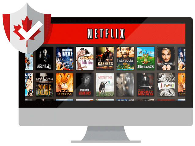 Netflix with a VPN for Canada