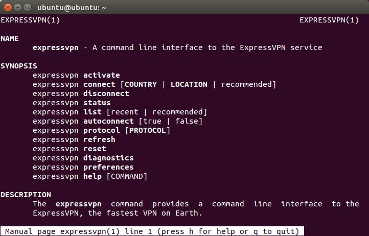 Installing ExpressVPN on Linux