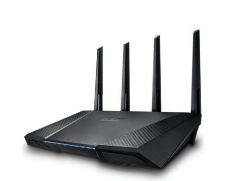 beautiful new router