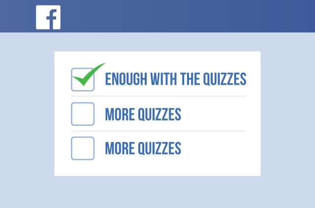 Facebook quizzes invade your privacy