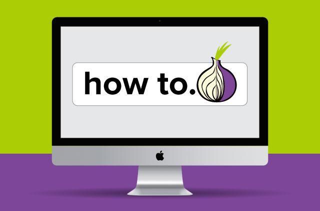 How to get a tor website