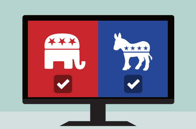 Watch the U.S. election online.