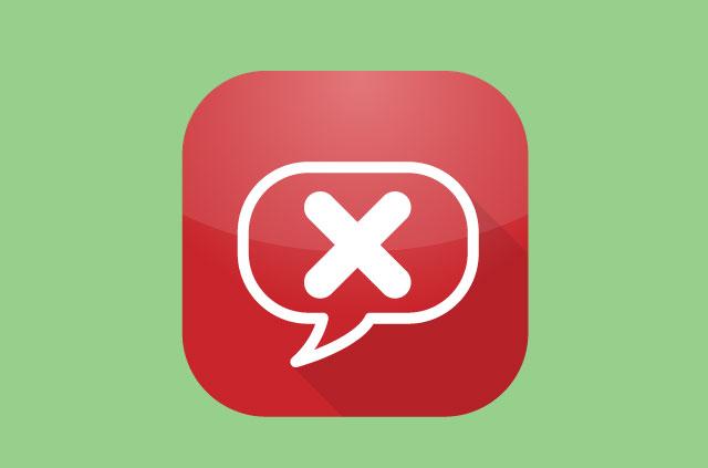 New ExpressChat app is a joke.