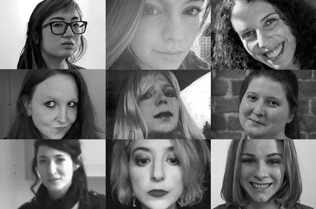 Women tech activists.