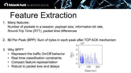 Slide excerpt from Dubin's lecture at Black Hat Europe 2016
