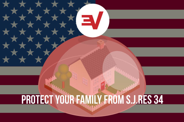 protect home vpn router