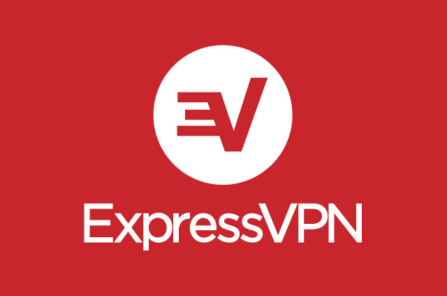 The ExpressVPN logo. It's beautiful.