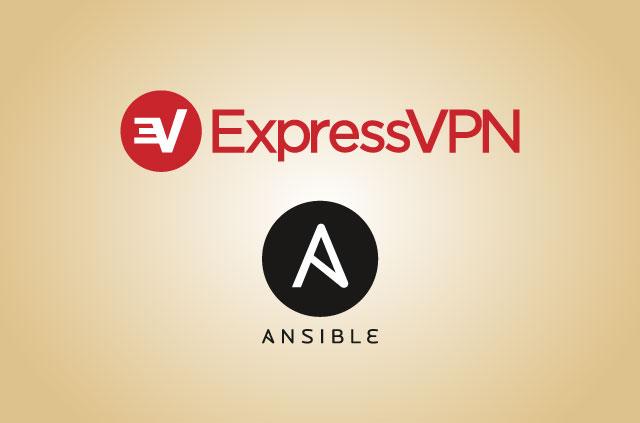 How ExpressVPN utilizes Ansible