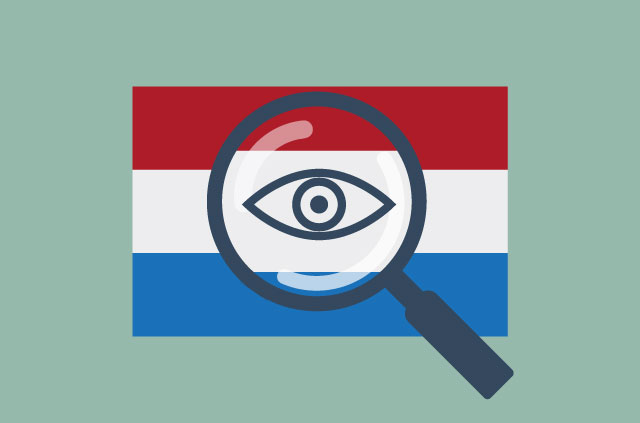 What is the Dutch Dragnet law?