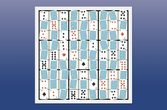 Non-interactive zero-knowledge proofs example: Sudoku and playing cards