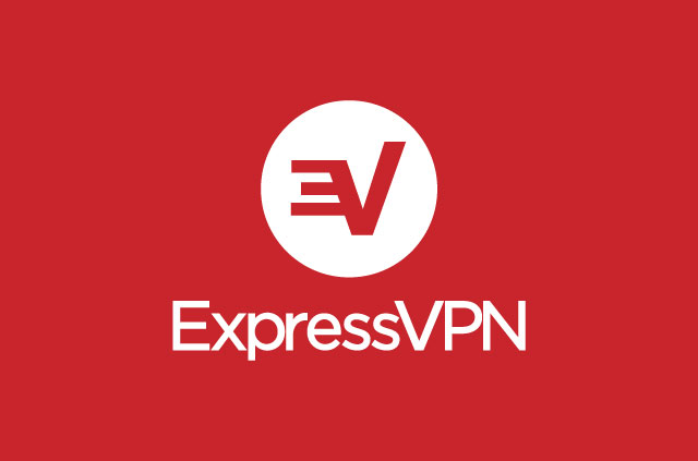 The ExpressVPN logo.