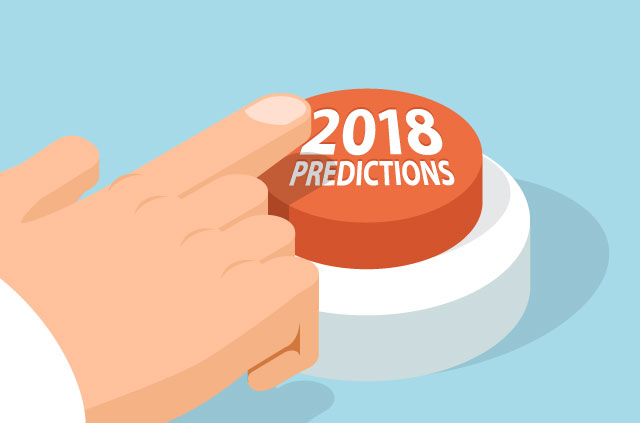 What will happen in 2018?