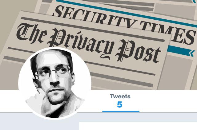 Best Edward Snowden Tweets