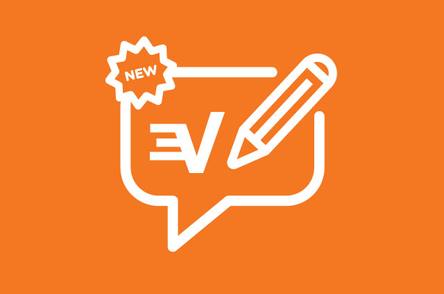 The new ExpressVPN blog logo