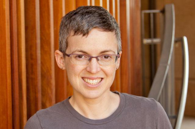 Stanford's Riana Pfefferkon